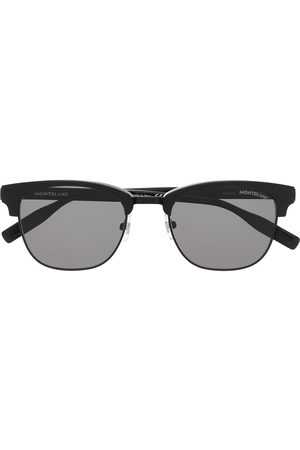 Mont Blanc Men Sunglasses - D-frame sunglasses