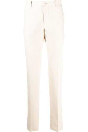 Etro Men Formal Pants - High-waist tailored trousers