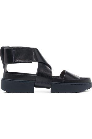 TRIPPEN Open-toe leather sandals