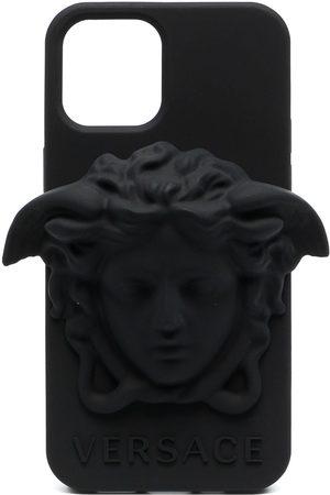 VERSACE Men Phone Cases - Medusa-motif iPhone 12 Pro case