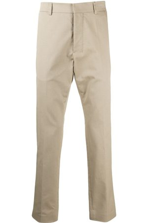 Ami Tapered-leg chino trousers
