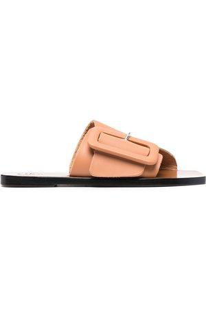 ATP Atelier Side buckle sandals