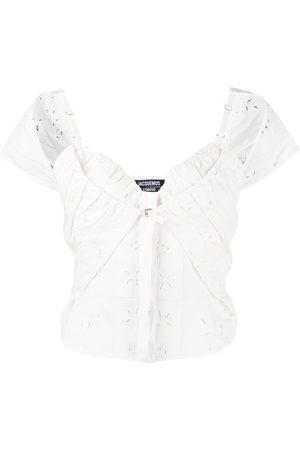 Jacquemus Le Tovallo blouse