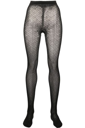 Burberry Monogram Motif Tights