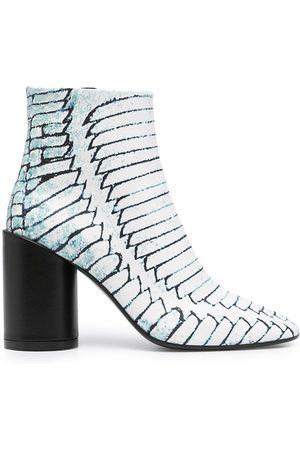MM6 MAISON MARGIELA 90mm ankle boots