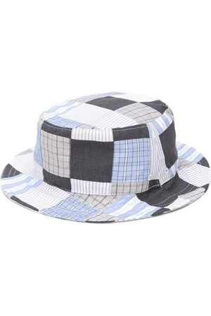 Thom Browne Patchwork bucket hat