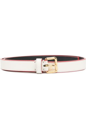 Marni Thin buckle fastening belt