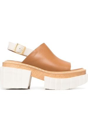 Stella McCartney Women Platform Sandals - Open toe platform sandals