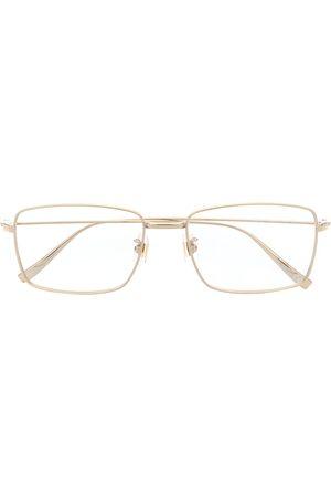 Dunhill Slim titanium rectangle glasses