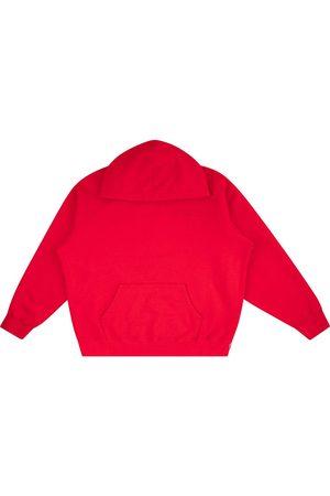 Supreme Men Sweatshirts - Smurfs logo hoodie