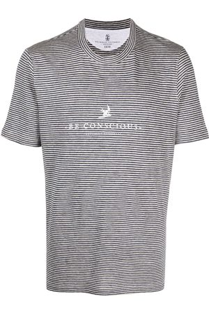 Brunello Cucinelli Be Conscious T-shirt