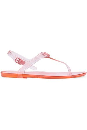 Coach Natalee Jelly Slingback Thong Sandals