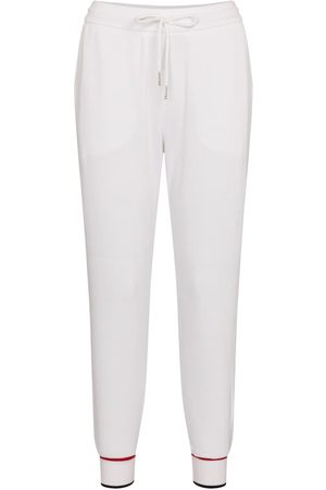 Thom Browne Cotton jersey trackpants
