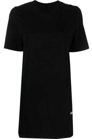 Rick Owens DRKSHDW Logo-patch cotton T-Shirt