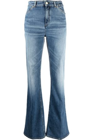 Dorothee Schumacher Women Bootcut & Flares - Love high-rise flared jeans
