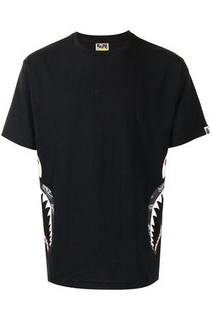 A Bathing Ape Graphic-print short-sleeve T-shirt