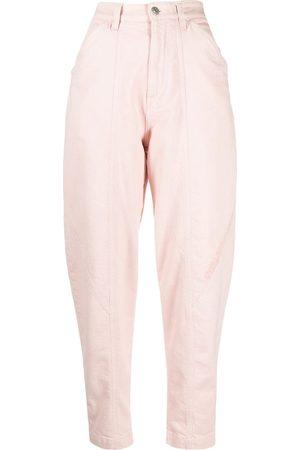 Stella McCartney High-waist tapered jeans
