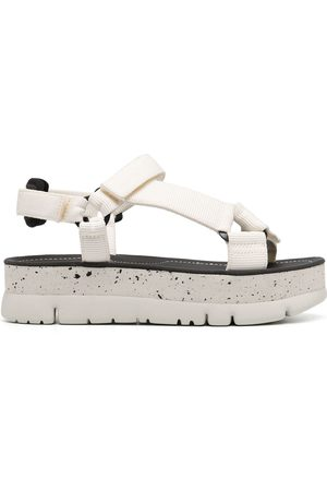 Camper Women Platform Sandals - Oruga Up platform sandals