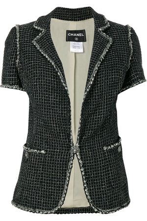 CHANEL Single breasted jacket