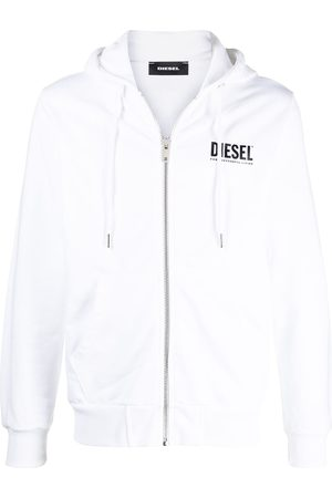Diesel Men Sweatshirts - S-GIRK logo hoodie