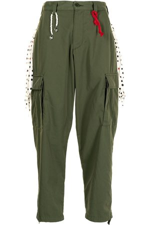 UNDERCOVER Women Cargo Pants - Tapered cargo trousers