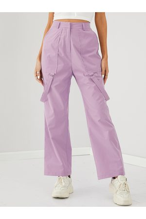 YOINS Women Pants - Casual Side Pockets Pants