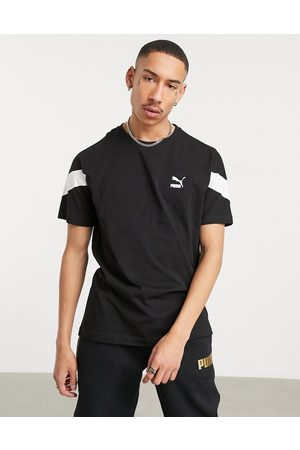 PUMA MCS logo t-shirt in