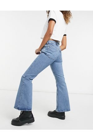 The Ragged Priest Women Bootcut & Flares - Bootcut jeans in mid wash denim