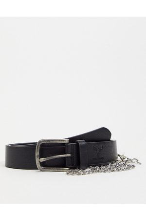 Harry Brown Belt with chain
