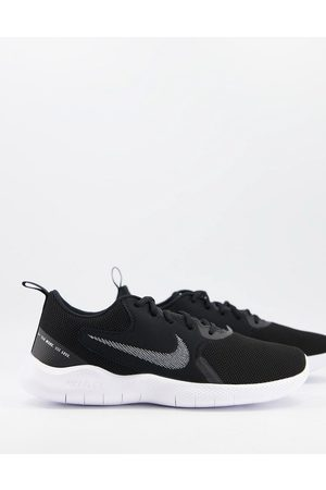 Nike Flex Experience Run 10 trainers in and white