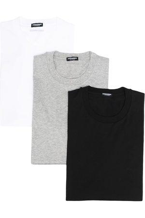 Dsquared2 Men Short Sleeve - Round neck short-sleeved T-shirt
