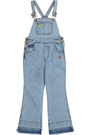 The Animals Observatory Antelope denim dungarees