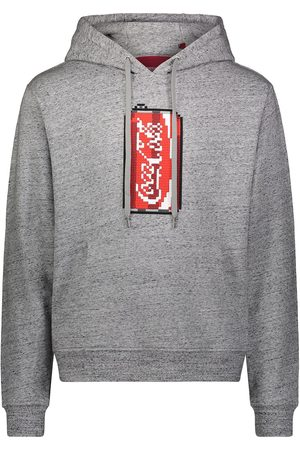 MOSTLY HEARD RARELY SEEN Soda print hoodie