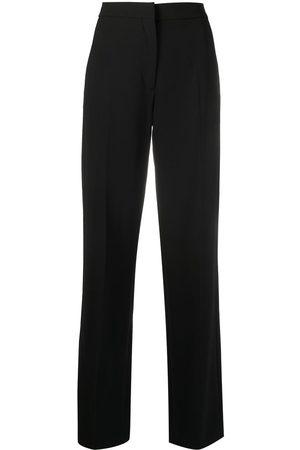 Karl Lagerfeld Wide leg tailored trousers