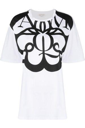 Alexander McQueen Logo-print T-shirt