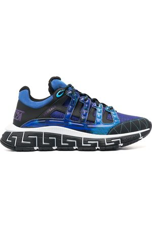 VERSACE Trigreca lace-up sneakers