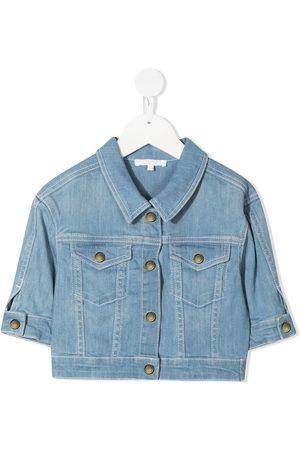 Chloé Cropped denim jacket