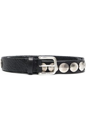 Golden Goose Stud-detail belt