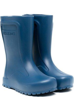 Birkenstock Boys Boots - Logo-print chunky boots