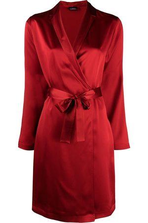 La Perla Short silk robe