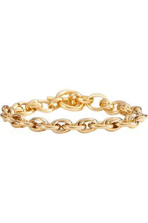 Tilly Sveaas Women Bracelets - Double Link 18kt -plated chain bracelet