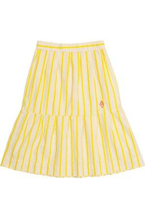 The Animals Observatory Turkey striped cotton skirt