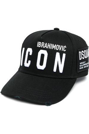 Dsquared2 Logo-detail cap
