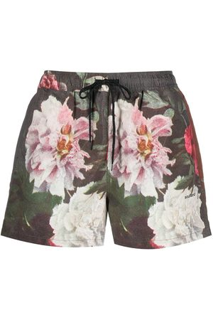 Soulland Men Swim Shorts - William recycled polyester swimming shorts