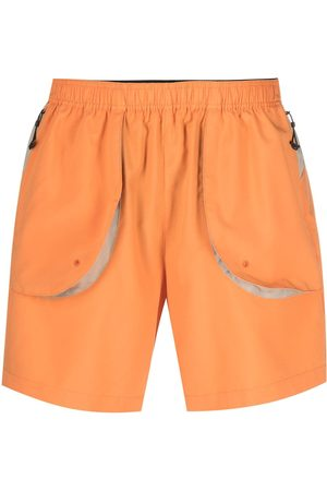 Soulland Harley recycled polyester swimming shorts