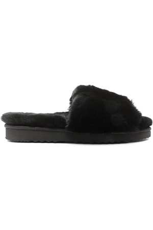 Apparis Elsa fur slippers