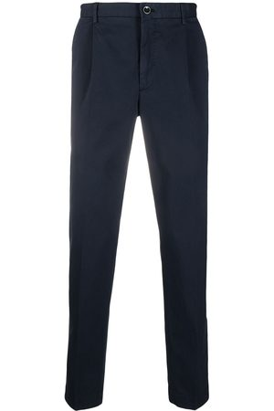 Incotex Cotton chino trousers