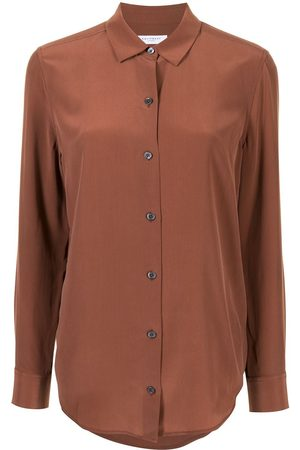 Equipment Buttoned long-sleeve shirt