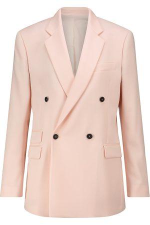 Stella McCartney Oversized wool blazer
