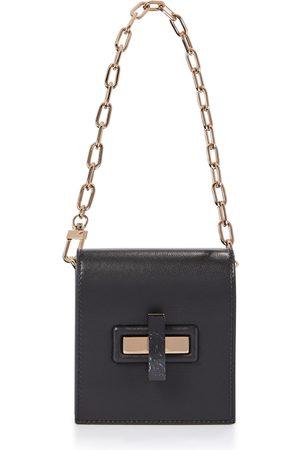 Gabriela Hearst Women Clutches - Fiona leather clutch